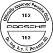 Officially approved Porsche Club 153